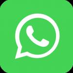Klip op whatsapp button voor contact